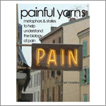 Painful Yarns Book sold by Cura Physical Therapies