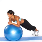 Physio Balls sold by Cura Physical Therapies