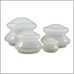 Silicone Cups sold by Cura Physical Therapies