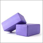 Yoga Block 2 sold by Cura Physical Therapies